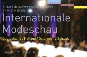 Internationale Modeschau Basel 2014